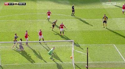 Chi tiết MU - Arsenal: Tấn công trong vô vọng (KT) - 7