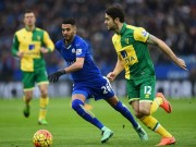 Bóng đá Ngoại hạng Anh - Leicester City - Norwich: Người hùng từ ghế dự bị