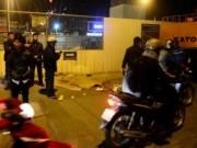 Tai nạn giao thông - Xe cẩu tông xe máy, nam thanh niên tử vong tại chỗ