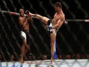 Thể thao - Cho đối thủ bầm dập, huyền thoại UFC vẫn ôm hận