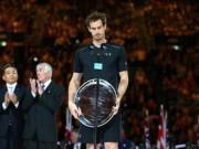 Thể thao - Tin thể thao HOT 28/2: Murray muốn 3 Grand Slam và HCV Olympic