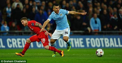 """Chi tiết Liverpool - Man City: Giải quyết bằng """"đấu súng"""" (KT) - 9"""