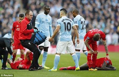 """Chi tiết Liverpool - Man City: Giải quyết bằng """"đấu súng"""" (KT) - 5"""