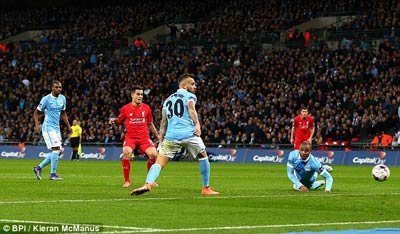 """Chi tiết Liverpool - Man City: Giải quyết bằng """"đấu súng"""" (KT) - 10"""