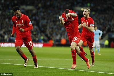 """Chi tiết Liverpool - Man City: Giải quyết bằng """"đấu súng"""" (KT) - 11"""
