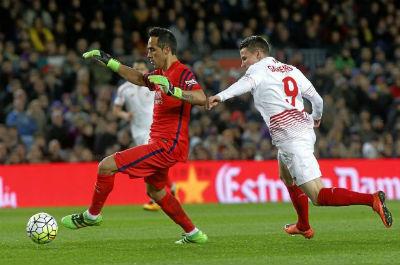 Chi tiết Barca - Sevilla: Nỗ lực trong vô vọng (KT) - 3