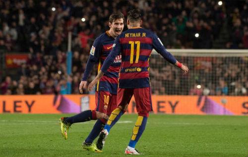 """Barca - Sevilla: """"Đạp lên"""" mọi kỷ lục - 1"""