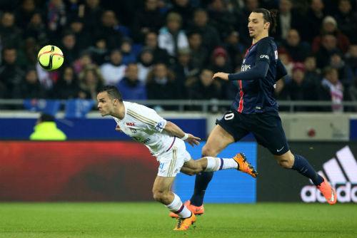 Lyon - PSG: Giới hạn của đỉnh cao - 1