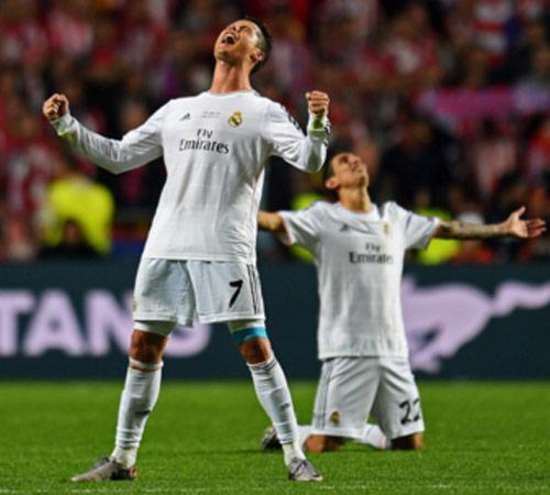 Ronaldo: Ở lại Real Madrid là sống mòn - 2