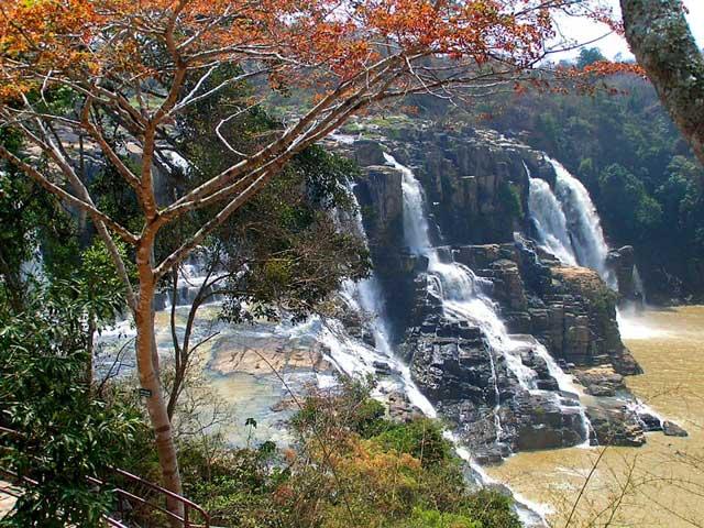 Thêm du khách nước ngoài tử nạn khi tắm thác gần Đà Lạt - 1
