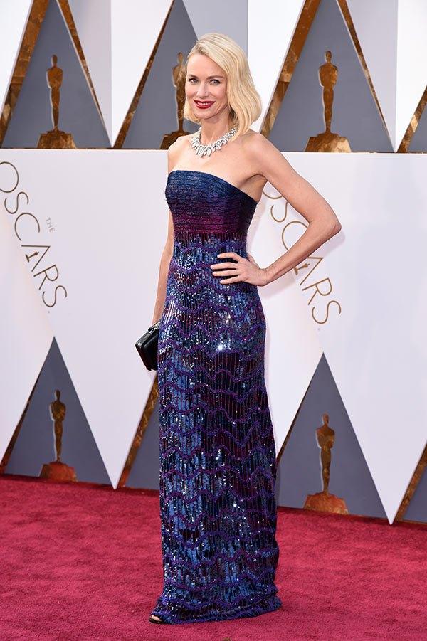 Váy hở vai, cổ V gợi cảm phủ kín thảm đỏ Oscar - 17