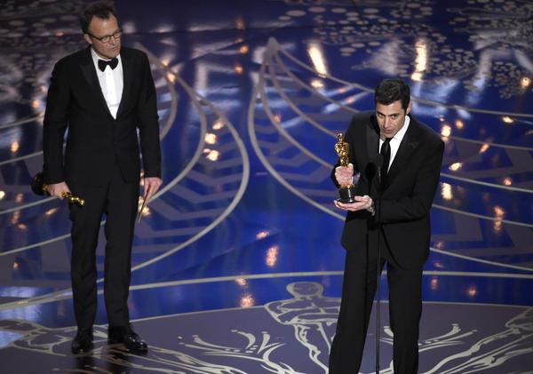 """Phim ấu dâm """"Spotlight"""" đoạt Phim xuất sắc Oscar 2016 - 13"""