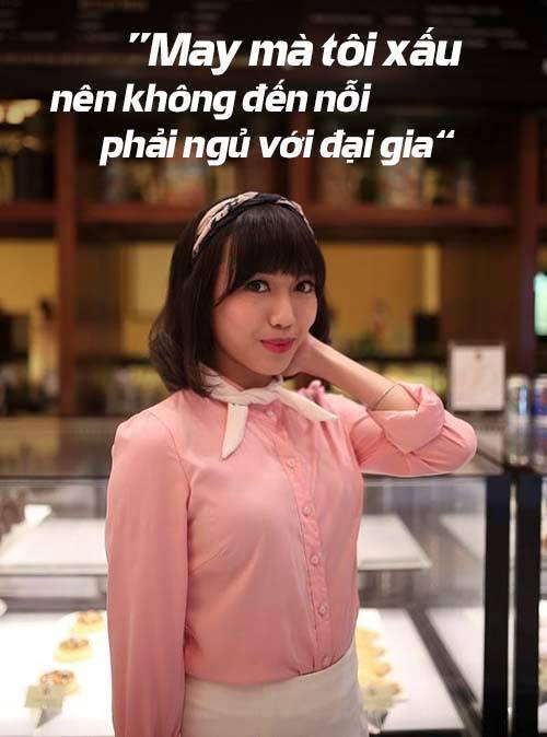 """Mỹ nhân Việt và những phát ngôn """"ngàn vàng"""" về đại gia - 9"""