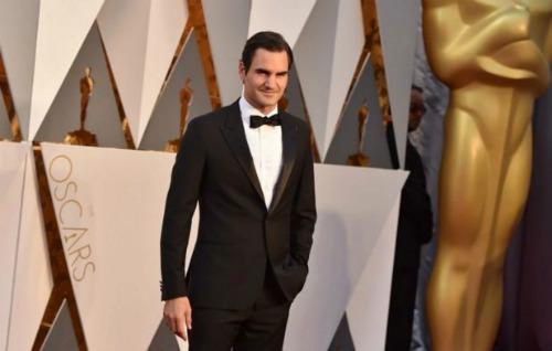 Tennis 24/7: Federer, Sharapova dự lễ trao giải Oscar - 1