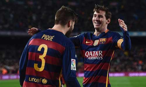 Liga trước vòng 27: Barca trước cơ hội lịch sử - 1