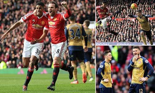 """Arsenal tự """"bắn"""" vào chân: Tạm biệt """"ngai vàng"""" - 1"""