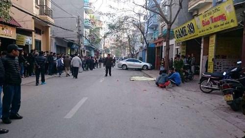 Chủ tịch Hà Nội yêu cầu khởi tố vụ xe Camry tông chết 3 người - 2