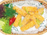 Ẩm thực - Đầu tuần đổi món với cá basa chiên giòn