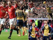"""Bóng đá - Arsenal tự """"bắn"""" vào chân: Tạm biệt """"ngai vàng"""""""