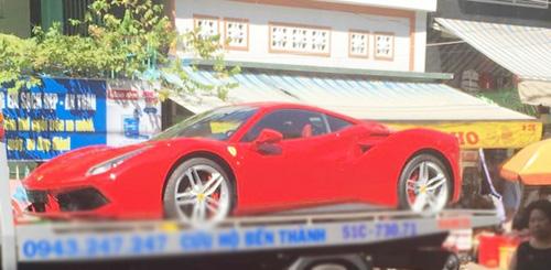 """Vợ đại gia Minh """"nhựa"""" chi bạo sắm Ferrari 488 GTB? - 1"""