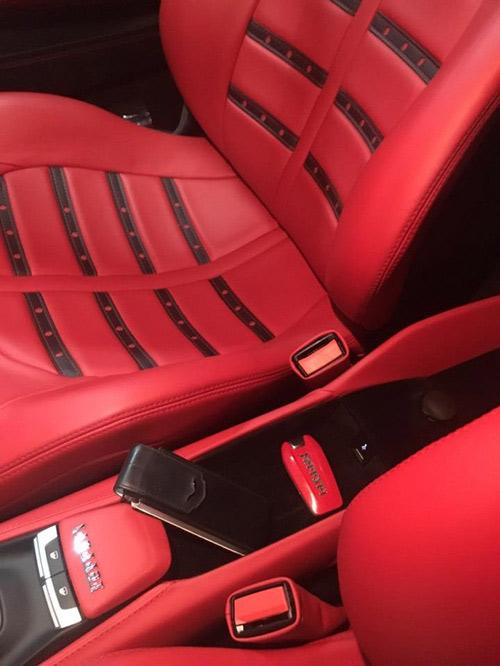 """Vợ đại gia Minh """"nhựa"""" chi bạo sắm Ferrari 488 GTB? - 2"""