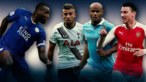 """Vua"" mới ở Premier League: Tottenham đấu Leicester - 1"