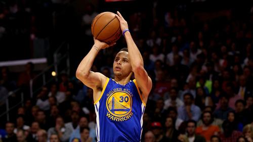 """Quái kiệt Stephen Curry: """"Messi"""" của làng bóng rổ - 1"""