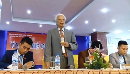 Nguyên Thống đốc NHNN tham gia nhiều sự kiện đa cấp - 1