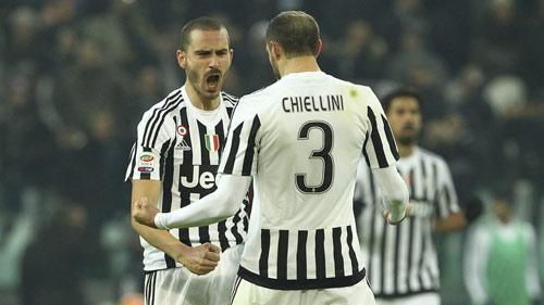 Inter - Juventus: Nhiệm vụ bất khả thi - 1