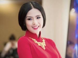 """Đời sống Showbiz - Hoa hậu Ngọc Hân: """"Tôi sợ khi nghĩ đến lập gia đình"""""""