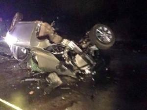 Tai nạn giao thông - Hai ô tô con đấu đầu, 4 người tử vong tại chỗ