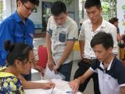 Giáo dục - du học - Thay đổi lớn trong xét tuyển vào ĐH-CĐ năm 2016