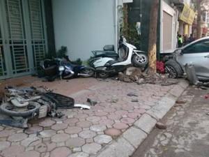 Tin tức trong ngày - Lái xe Camry đâm chết 3 người đối mặt hình phạt nào?
