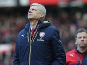 """Bóng đá - Wenger mỉa mai CĐV Arsenal quá """"đa cảm"""""""