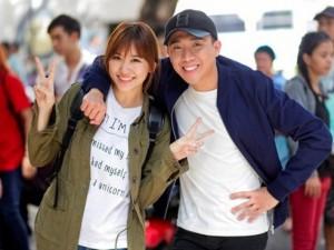 Trấn Thành, Hari Won song ca tiếng Hàn, nhảy ba con gấu