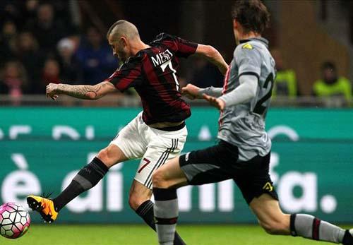 """AC Milan – Alessandria: Một """"bàn tay nhỏ"""" - 1"""