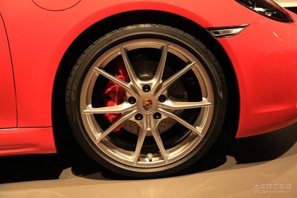 "Porsche 718 Boxster S ""sắc hồng sặc sỡ"" sắp ra mắt - 3"