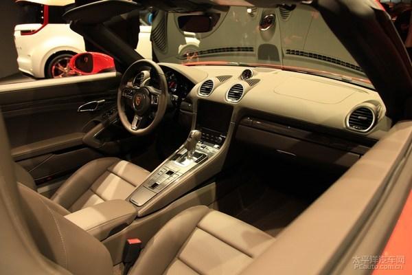 "Porsche 718 Boxster S ""sắc hồng sặc sỡ"" sắp ra mắt - 4"