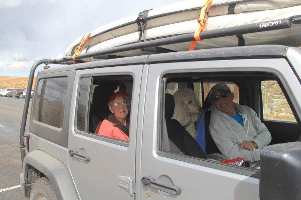 Cụ bà 90 tuổi du lịch vòng quanh TG thay vì điều trị ung thư - 3