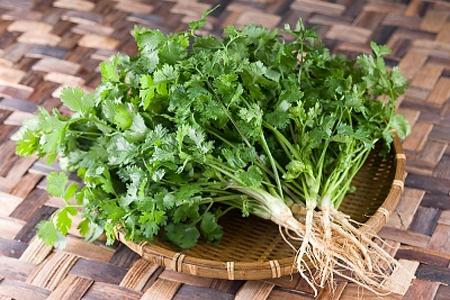 7 loại rau thơm nổi tiếng phòng, chữa bách bệnh - 2