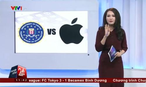 Kết thúc phiên tranh luận đầu tiên giữa Apple và FBI - 1
