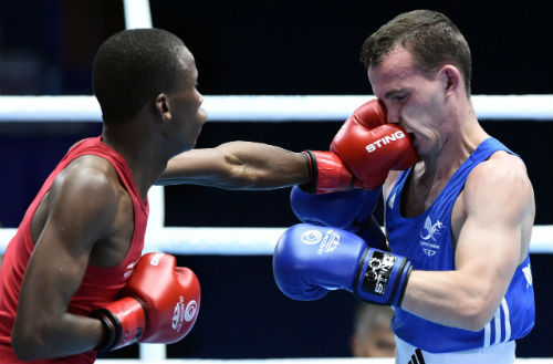 Boxing đánh không mũ bảo hộ: Ớn lạnh ở Olympic Rio - 1