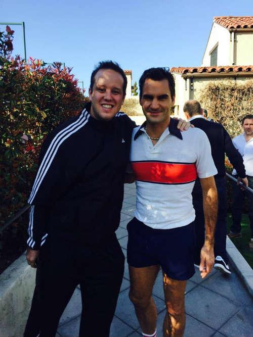 Tin thể thao HOT 2/3: Federer xác nhận dự Rogers Cup - 1