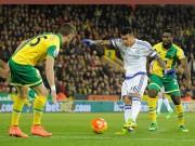 Bóng đá - Chi tiết Norwich - Chelsea: Bảo toàn thành quả (KT)