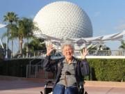 Sức khỏe đời sống - Cụ bà 90 tuổi du lịch vòng quanh TG thay vì điều trị ung thư