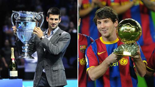 """Messi quyết đấu Djokovic, Hamilton vì """"Oscar thể thao"""" - 1"""