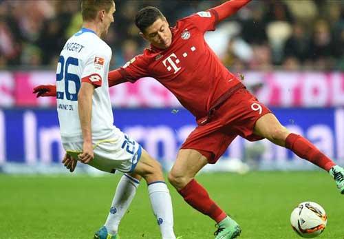 Bayern - Mainz: Đánh sập pháo đài - 1