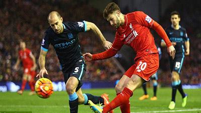 Chi tiết Liverpool - Man City: Bất lực và nhạt nhòa (KT) - 8