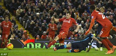 Chi tiết Liverpool - Man City: Bất lực và nhạt nhòa (KT) - 6