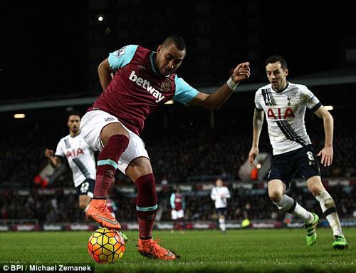 Video West Ham vs Tottenham - 1